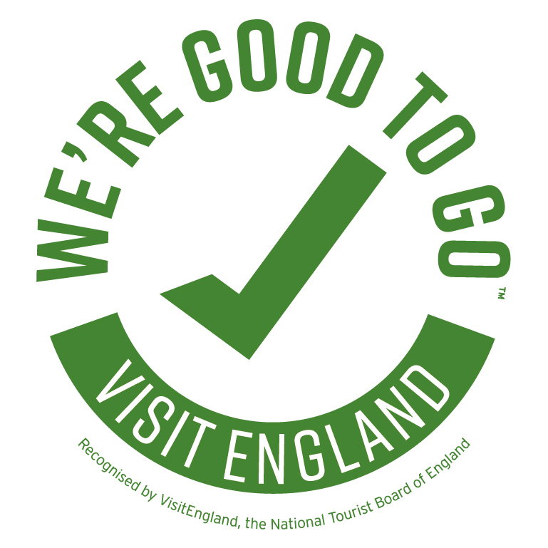 We're goot to go - Visit England