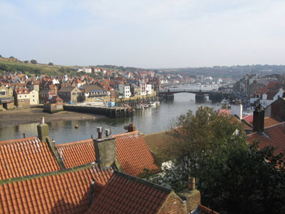Whitby moving bridge